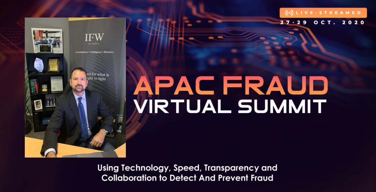 APAC Virtual Fraud Summit