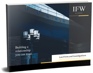 Law Firms and Investigations